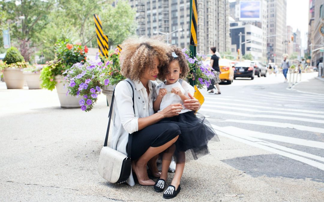 A sustainable society has to work for everyone – mothers included